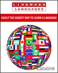 Linkword Languages catalogue cover from 12 September, 2014