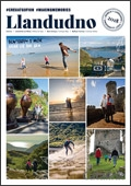 Visit Llandudno brochure cover from 10 January, 2018