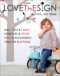 LoveTheSign Home Design brochure cover from 10 March, 2015