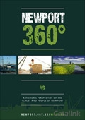 The City of Newport and Caerleon brochure cover from 16 October, 2014