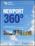 The City of Newport and Caerleon brochure cover from 18 May, 2018