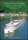 Noble Caledonia - Luxury River Cruising brochure cover from 27 March, 2008