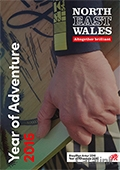 North East Wales brochure cover from 29 June, 2016