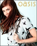Oasis Fashion catalogue cover from 15 September, 2014