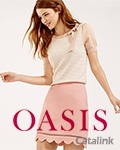 Oasis Fashion catalogue cover from 19 December, 2016