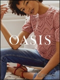 Oasis Fashion catalogue cover from 16 April, 2020