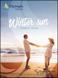 Olympic Holidays - Winter Sun brochure cover from 29 June, 2017