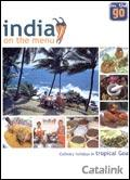 India On the Menu - Culinary Holidays brochure cover from 24 June, 2005