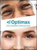Optimax Laser Eye Treatment brochure cover from 09 October, 2017
