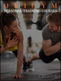 Origym Personal Training Courses brochure cover from 10 October, 2017