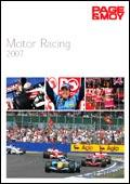 Page & Moy Motor Racing Second Edition brochure cover from 04 April, 2007