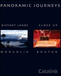 Panoramic Journeys in Mongolia, Bhutan & Burma brochure cover from 31 March, 2011
