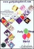 Party Shop Direct catalogue cover from 16 March, 2005