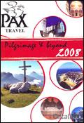 Pax Travel brochure cover from 13 June, 2008
