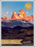 Planet Cruise brochure cover from 10 October, 2017