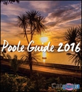 Poole Tourism brochure cover from 20 April, 2016