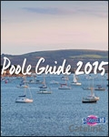 Poole Tourism brochure cover from 21 January, 2015