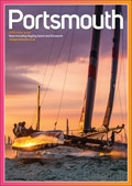 Visit Portsmouth brochure cover from 14 January, 2015
