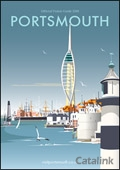 Visit Portsmouth brochure cover from 04 January, 2018