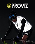 Proviz Reflective Clothing brochure cover from 06 September, 2016