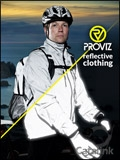 Proviz Reflective Clothing brochure cover from 17 August, 2018