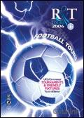 R & T Football Tours brochure cover from 24 August, 2005