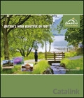 Ramblers Countrywide Holidays brochure cover from 08 November, 2011