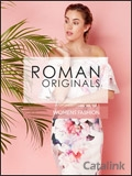 Roman Originals Fashion brochure cover from 11 August, 2017