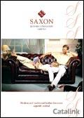 Saxon Furniture brochure cover from 04 April, 2005