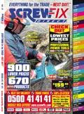 Screwfix Direct catalogue cover from 25 February, 2004