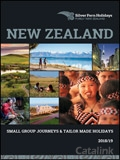 Silver Fern Holidays - New Zealand brochure cover from 02 March, 2018