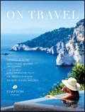 Simpson Travel brochure cover from 21 March, 2016