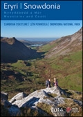 Snowdonia Mountains and Coast brochure cover from 18 December, 2013