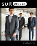 Suit Direct brochure cover from 19 September, 2011