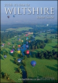 2018 Time for Wiltshire brochure cover from 09 January, 2018