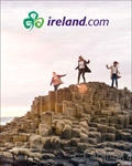 Tourism Ireland brochure cover from 25 September, 2015