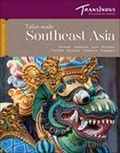 TransIndus Holidays - South East Asia brochure cover from 17 August, 2015