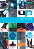 Ultimate Performance Accessories brochure cover from 21 August, 2017