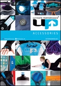 Ultimate Performance Accessories brochure cover from 08 November, 2017