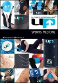Ultimate Performance Sports Medicine brochure cover from 21 August, 2017