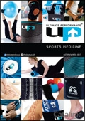 Ultimate Performance Sports Medicine brochure cover from 08 November, 2017