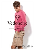 Vedoneire Fashion brochure cover from 22 March, 2017