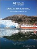 Veloso Tours - Expedition Cruising brochure cover from 13 April, 2018