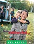 Vertbaudet catalogue cover from 04 December, 2006