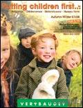 Vertbaudet catalogue cover from 07 September, 2007