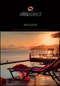 Western & Oriental Travel t/a Villa Select - Fulfilment catalogue cover from 17 October, 2012