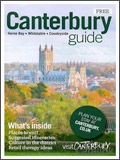 Visit Canterbury brochure cover from 01 November, 2018