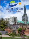 Visit Chichester brochure cover from 31 March, 2017
