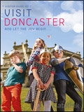 Visit Doncaster brochure cover from 20 April, 2017