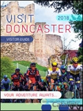 Visit Doncaster brochure cover from 23 January, 2018